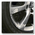 Guide to Wheel Scuff Repair on Alloy Wheels