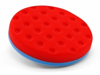 Hi-GlossCCS Red 6.5 Inch Finishing Pad