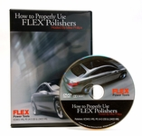 How To Properly Use Flex Polishers DVD
