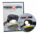 How to Properly Use the Porter Cable 7424XP Dual Action Polisher DVD