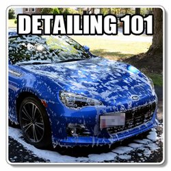 How  To Wash Your Car - Detailing 101