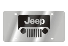Jeep License Plates