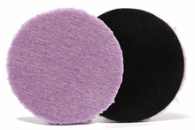 Lake Country 5 1/2 Inch Thin Foamed Wool Pad (2-Pack)