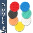 Lake Country 6.5 Inch CCS Pads 6 Pack - You Pick!