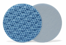 Lake Country Cool Wave CCS 5.5 Inch Blue Finishing Foam Pad