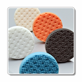 Lake Country Cool Wave CCS 5.5 Inch Foam Pads <font color=red>Close Out</font>