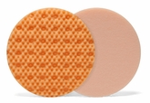 Lake Country Cool Wave CCS 6.5 Inch Orange Light Cutting Foam Pad