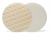 Lake Country Cool Wave CCS 6.5 Inch White Compounding Foam Pad