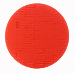 Lake Country Kompressor Red Finishing Foam Pad, 7 inches