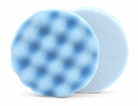 Lake Country Waffle Pro 4 inch Blue Finessing Pad - LC-WP-94400