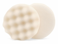 Lake Country Waffle Pro 4 inch White Compounding Pad - LC-WP-64400
