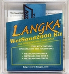 LANGKA Complete Wet Sand 2000 Kit