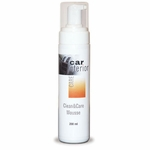 Leather Master Car Interior Clean & Care Mousse 200 ml. Pump