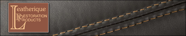 Leatherique Leather Restoration Products