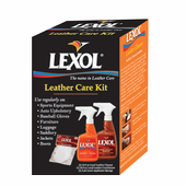 Lexol Leather Care Kit 16 oz.