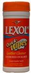 Lexol Leather Cleaner Quick-Wipes