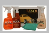 Lexol Leather Kit