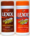 Lexol Quick-Wipes Leather Cleaner and Conditioner