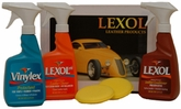 Lexol Value Pack