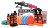 <font color=red>Limited Edition!</font> <font color=hotpink>PINK</font> Wolfgang FLEX XC3401 Ultimate Polishing Kit <font color=red>Includes FREE Flex Bag - $50 Value!</font>