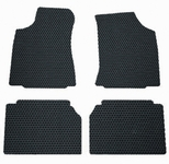 Lloyd Rubber Tite Mats Front and Rear