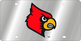 Louisville Cardinals NCAA Team License Plate
