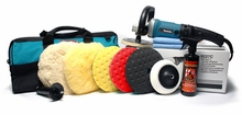 Makita 9227C Rotary Polisher 7.5 Inch Foam Pad Kit
