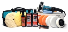 Makita 9227C & Sonax Perfect Paint Kit