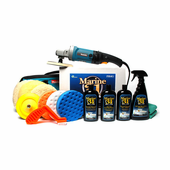 Makita 9237CX2 Marine 31 Boat Oxidation Removal Kit