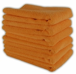 Mango Breeze Microfiber Towels 6 Pack