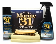 Marine 31 Fabric Cleaner & Protectant Kit