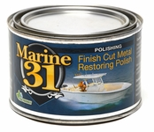 Marine 31 Finish Cut Metal Restoring Polish