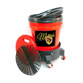 McKee's 37 Complete Wash Bucket System with Dolly