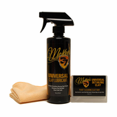 McKee's 37 Universal Detailing Clay & Lube Combo