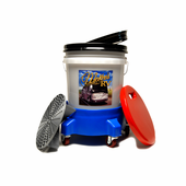 McKee's RV Complete Car Wash System with Dolly