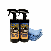 McKee's RV Water Spot Remover Combo