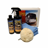 McKee's RV Wheel Polishing Kit