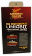 Meguiars 1200 Grit Sand Paper Single Sheets