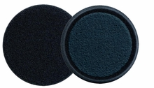Meguiars Black Soft Buff 4 Inch Foam Finishing Pads 2 Pack