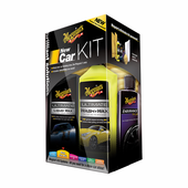 Meguiars Brilliant Solutions New Car Kit