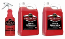 Meguiars D108 Super Degreaser Concentrate Combo Pack