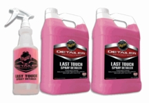 Meguiars D155 Last Touch Spray Detailer Combo Pack