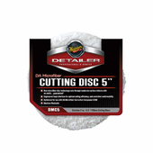 Meguiars DA Microfiber Cutting Discs, 5 inches