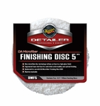 Meguiars DA Microfiber Finishing Discs, 5 Inches