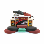 Meguiars FLEX 3401 Soft Buff Polishing Kit <font color=red><b>FREE BONUS</font></b>