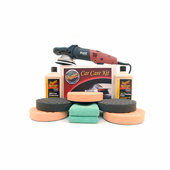 Meguiars FLEX 3401 Ultra Polish Kit with 6.5 Inch Pads <font color=red><b>FREE BONUS</font></b>