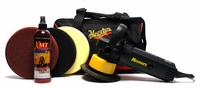 Meguiars G110v2 Dual Action Polisher Express Kit FREE BONUS