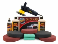 Meguiars G110v2 Soft Buff Polishing Kit  FREE BONUS