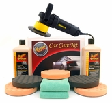 Meguiars G110v2 Ultra Polish Kit with 5.5 Inch Pads  FREE BONUS