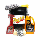 Meguiars Gold Class Wash & Clay Bucket Combo <font color=red>FREE BONUS</font>